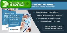 [ThemeForest]Free nulled download Animated HTML5 Web Marketing Promo Banners Ads from http://zippyfile.download/f.php?id=38307 Tags: ecommerce, ads, advertising, adwords, animated, banner designs, banners, blue, business, doubleclick, google web designer, html5, marketing, promo, templates, web banners