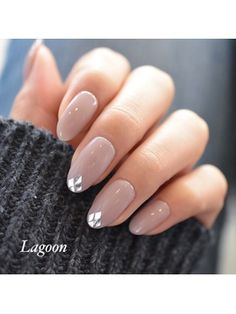Need a classy nail art design for your next manicure? We have been looking through some of the best classy nail art designs for you. Nail Art Designs, Short Nail Designs, Acrylic Nail Designs, Hot Nails, Nude Nails, Coffin Nails, Classy Nail Art, Nailart, Japanese Nails