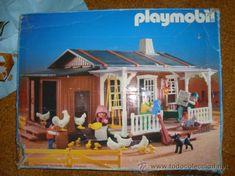 Playmobil Farm house #3769