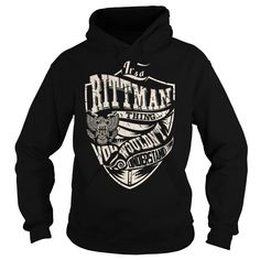 Its a RITTMAN Thing (Eagle) - Last Name, Surname T-Shirt