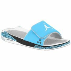new product bf65a 1ce31 jordan retro 3 hydro slide sandals