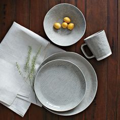 dbO Home Birch Dinnerware + STUDIO VISIT with dbO Home