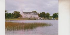 The 46 bedroom hotel opens in 1992