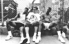 Photographers in Focus: Ethan Sprague  The players and ballers of New York's West 4th Street courts