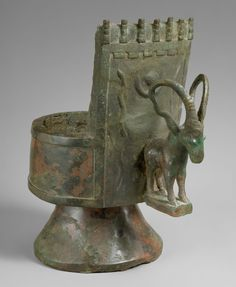 Arabian Peninsula, 1000 BC - 1 AD. Incense burner