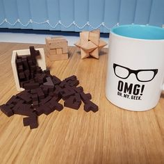 This brew could take some time whilst I re-box these pieces! #puzzles
