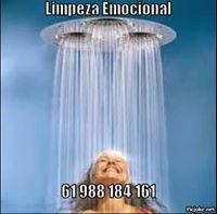 limpeza emocional