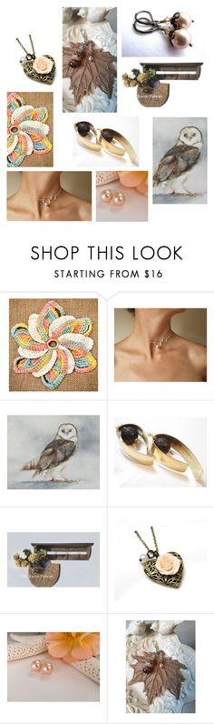"""""""Best Picks"""" by inspiredbyten ❤ liked on Polyvore featuring Anello"""