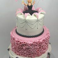 40 Best Ladies Novelty Birthday Cakes Images
