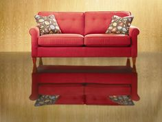 La-Z-Boy Furniture: Laurel Collection featuring stationary sofa, sectional sofa, corner sectional sofa, overized chair and ottoman set and chair-and-a-half.