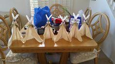 #DIY teepee centerpieces #floral #boho