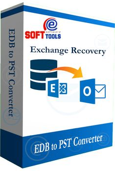 wonderful EDB to PST Converter Software that will repair damaged EDB File and convert exchange mailboxes to PST, EML, MSG, HTML and EMLX format .