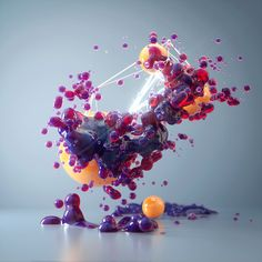 Abstract Artworks 7 on Behance