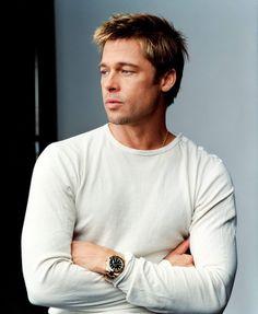 Style Inspiration: 28 Times Brad Pitt Looked Like A Boss