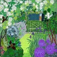 Pamela Grace and Sheila Smithson - Up the Garden Path
