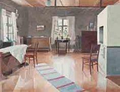 20120213013338-hanhijoki_marjatta_270 Watercolours, Contemporary Artists, Illustrations, Home Decor, Decoration Home, Room Decor, Illustration, Home Interior Design, Home Decoration