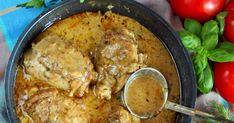 Uwielbiam takie domowe obiadki, a Wy? Mięsko delikatne i soczyste, sosik obłędnie pachnący i pyszny :) Dzień po takim posiłku od razu robi...