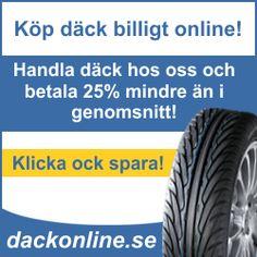 Köp däck billigt online!