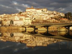 Book a sightseeing tour online and enjoy the sights in Coimbra. View all the activities and places worth to be seen in Coimbra Visit Portugal, Portugal Travel, Spain And Portugal, Las Azores, Coimbra Portugal, Hostels, Roman City, Tours, Funchal