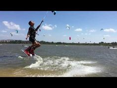 Lifestyle kiteboarding Cauipe br 2016 with Anthar, Youri, Bebe, Anderson, etc... - YouTube