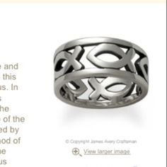 next james avery ring i want
