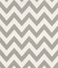 Shop HGTV Chevron Chic Quartz Fabric at onlinefabricstore.net for $21.75/ Yard. Best Price & Service.