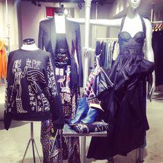 #Window #summer #jeanpaulgaultier #dress #love #like #style #mood #fashion #black #verona