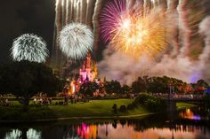 'Wishes' at Magic Kingdom Park