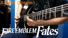 Alight (Storm) - Fire Emblem Fates (Rock Cover) || Shady Cicada