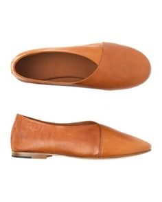 A collection of flats/comfortable shoes would benefit from these. Elinor pump (Toast)