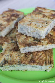 5 αλμυρές πίτες χωρίς φύλλο. - To Cafe tis mamas Sandwiches, Drinks, Food, Beverages, Essen, Drink, Paninis, Beverage, Yemek