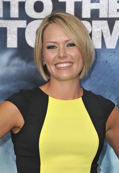 Dylan Dreyer Photos: 'Into the Storm' Premieres in NYC