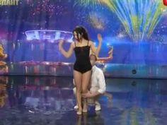 Ukraine got talent - Duo flame - YouTube