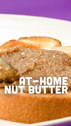 Delicious Breakfast Recipes, Brunch Recipes, Appetizer Recipes, Snack Recipes, Appetizer Dinner, Butter Recipe, Nut Butter, Easy Snacks, Healthy Snacks