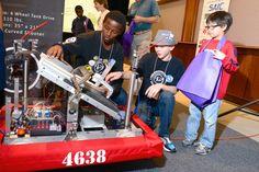 Northwest High School Robotics Team - Community Career Role Models