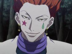 Hisoka, Hunter Anime, Hunter X Hunter, Fanart, Manga Anime, Hxh Characters, Anime Character Drawing, Anime Stickers, Hot Anime Guys