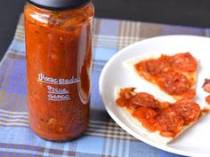 Házi pizzaszósz | Nor receptje - Cookpad receptek Salsa, Food, Essen, Salsa Music, Meals, Yemek, Eten