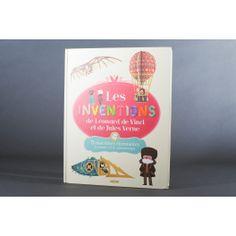 Les Inventions, Amboise, Cover, Books, Livres, Children, Libros, Book, Book Illustrations