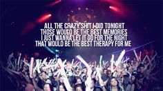 rave party lights edm music lyrics david guetta kid cudi  CLICK