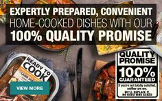 Checkers | Food - Conveniently Prepared, Ready to Cook Dishes #ReadyMeals