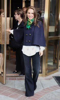 Natalie Portman Street Style