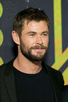 Evans. Hemsworth. Pratt.