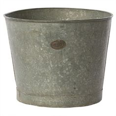 Galvanized Bucket review at Kaboodle
