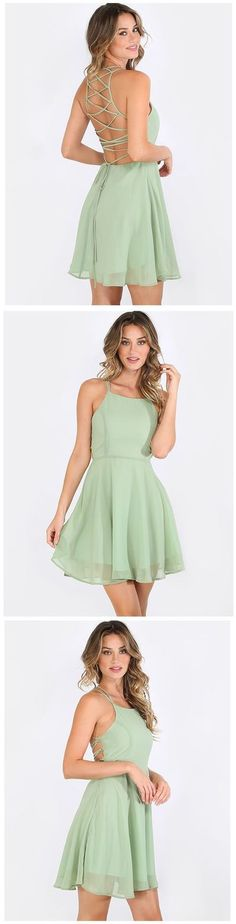 Chiffon Homecoming Dresses,Cheap Homecoming Gowns,Short Prom Dresses,MB 218