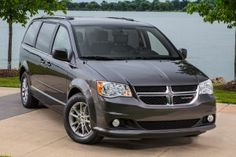 2015 Dodge Grand Caravan SXT Plus Minivan Exterior