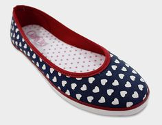 Linha Slippers, modelo Hearts R$79.90