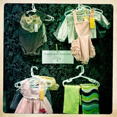 Vintage children's clothing at The Tiny Thrifter.