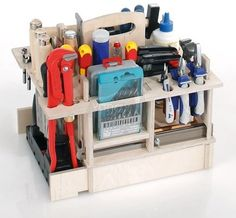 Carpenter/Joiner's Tool Holder for L-BOXX 374