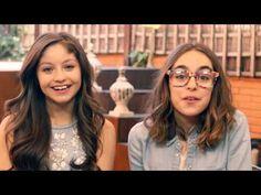 Soy Luna | Vlog Lu de Luna: Entrevista a Karol Sevilla (1ª parte) - YouTube