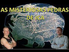 AS MISTERIOSAS PEDRAS DE ICA